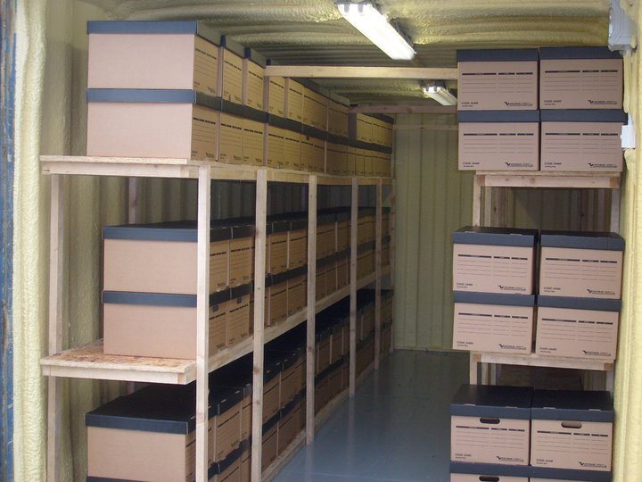 Business Storage - Roscommon Self Storage