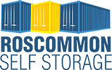 Roscommon Self Storage | Storage Units Retina Logo